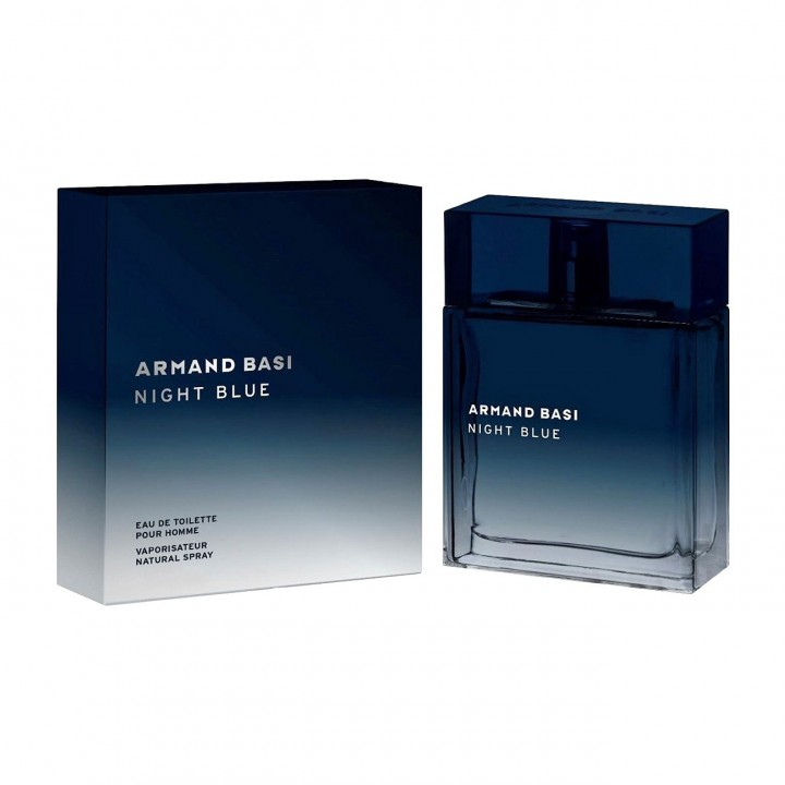 Armand Basi Night Blue M edt 100 ml