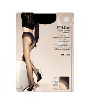 SiSi Колготки Style 20 размер 2 Daino