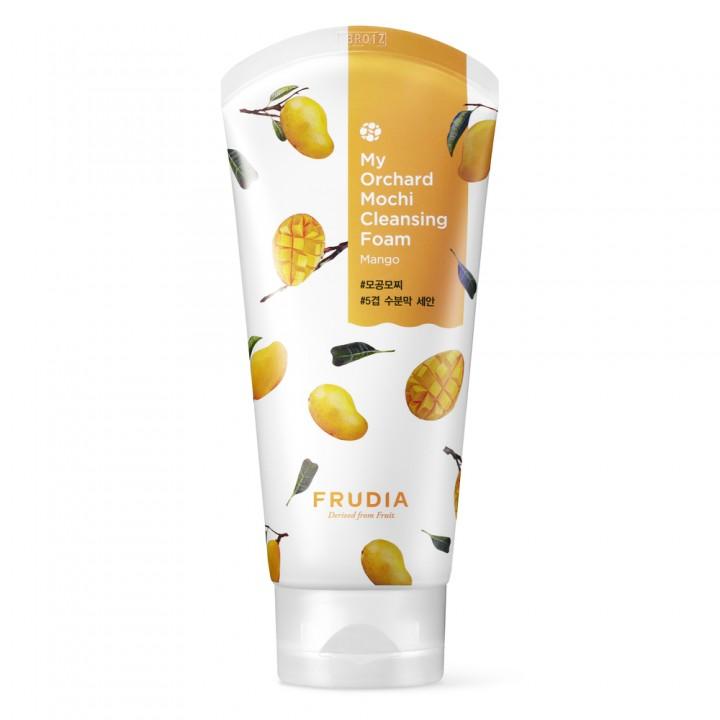 Frudia Пенка-моти очищающая с манго 120 мл