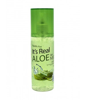 Farmstay Гель-мист с алоэ It Is Real Gel Mist Aloe 50 мл