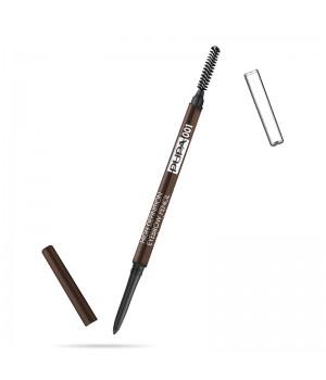 Pupa Карандаш для бровей High Definition Eyebrow Pencil 001 тон