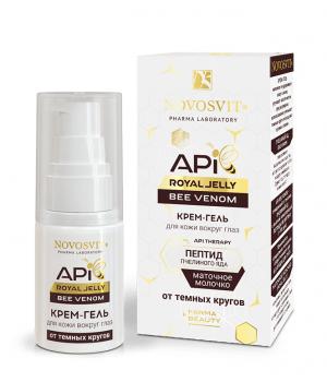 Novosvit Крем-гель для кожи вокруг глаз от темных кругов 30 мл