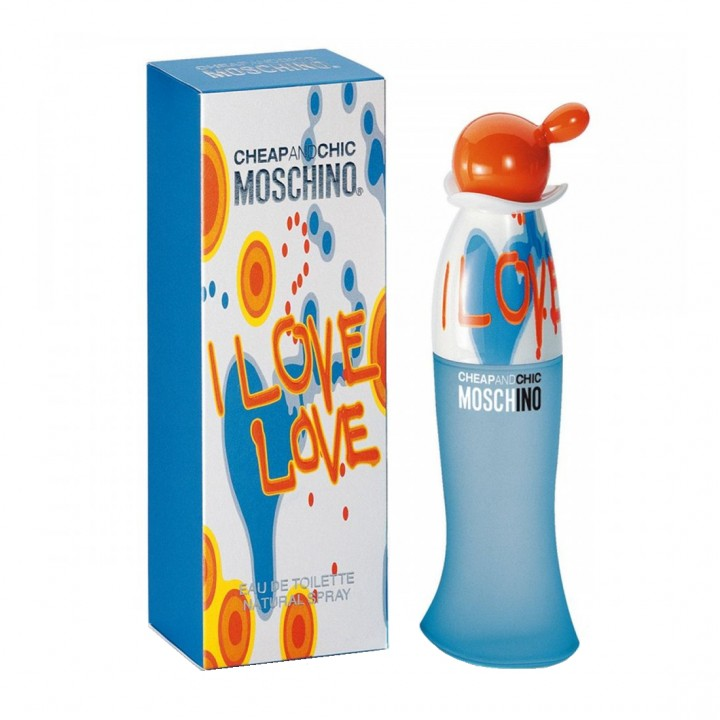 Moschino Cheap & Chic I Love Love W edt 30 ml