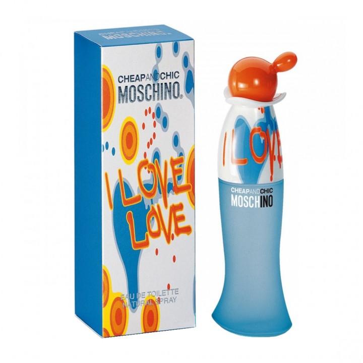 Moschino Cheap & Chic I Love Love W edt 50 ml