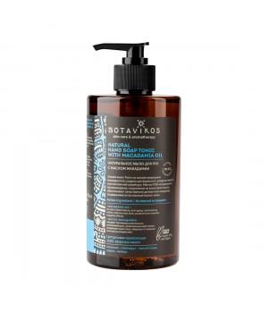 Botavikos Натуральное мыло для рук с маслом макадамии 450 мл