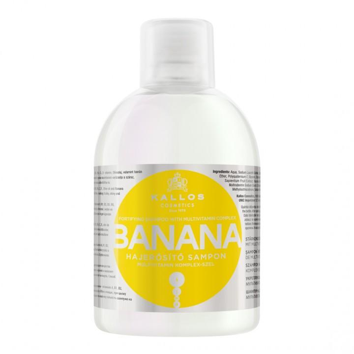 "Kallos Шампунь для волос ""Banana"" 1000 мл"