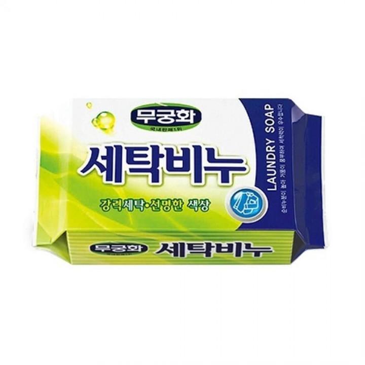Mukunghwa Универсальное хозяйственное мыло для стирки и кипячения Laundry Soap 230 г