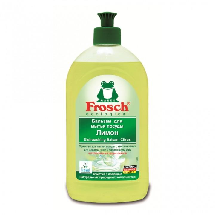 "Frosch Бальзам для мытья посуды ""Лимон"" 500 мл"