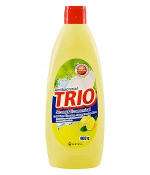 """Trio Cредство для мытья посуды """"Лимон"""" 400 мл"""