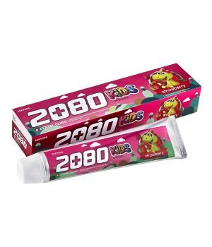 "Dental Clinic 2080 KIDS Детская зубная паста ""Клубника"" 80 мл"