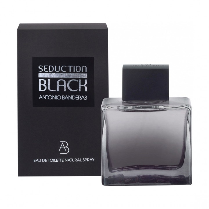 Antonio Banderas Seduction in Black M edt 100 ml
