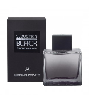 Antonio Banderas Seduction  in Black M edt 50 ml