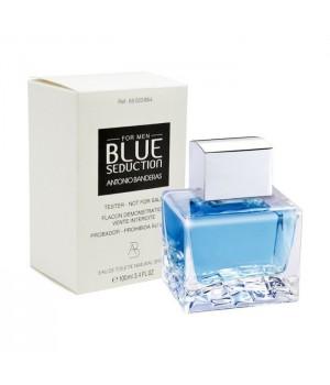 Antonio Banderas Blue Seduction M edt 100 ml тестер