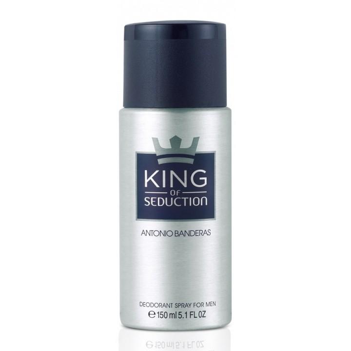 Antonio Banderas King of Seduction M Deo spray 150 ml