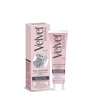 Velvet Delicate Крем-депилятор для чувствительной кожи деликатных зон 100 мл