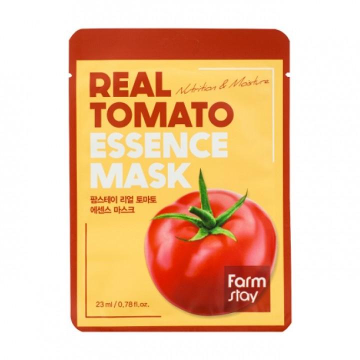 Farmstay Тканевая маска для лица с экстрактом томата 23 мл