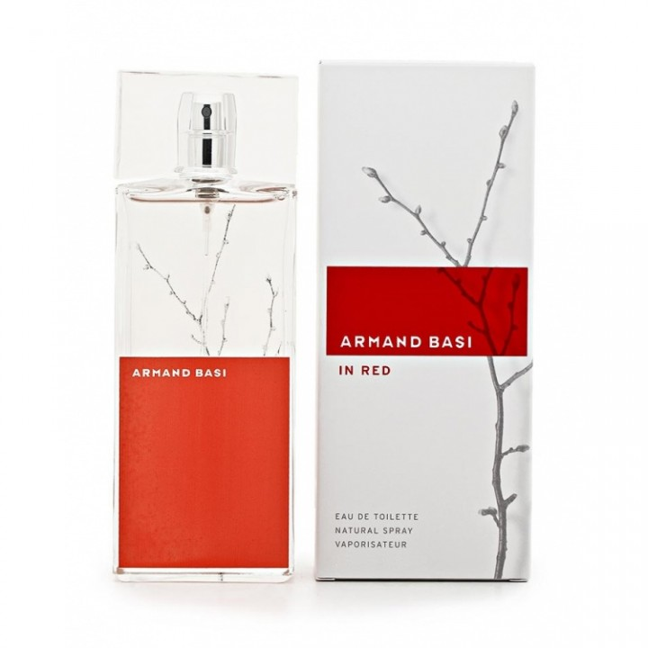 Armand Basi in Red W edt 100 ml