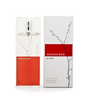 Armand Basi in Red W edt 50 ml