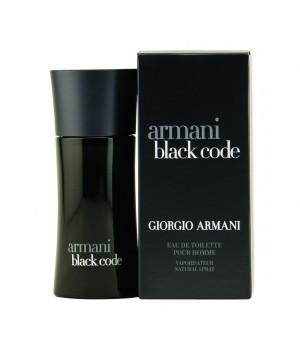 Giorgio Armani Armani Black Code M edt 50 ml