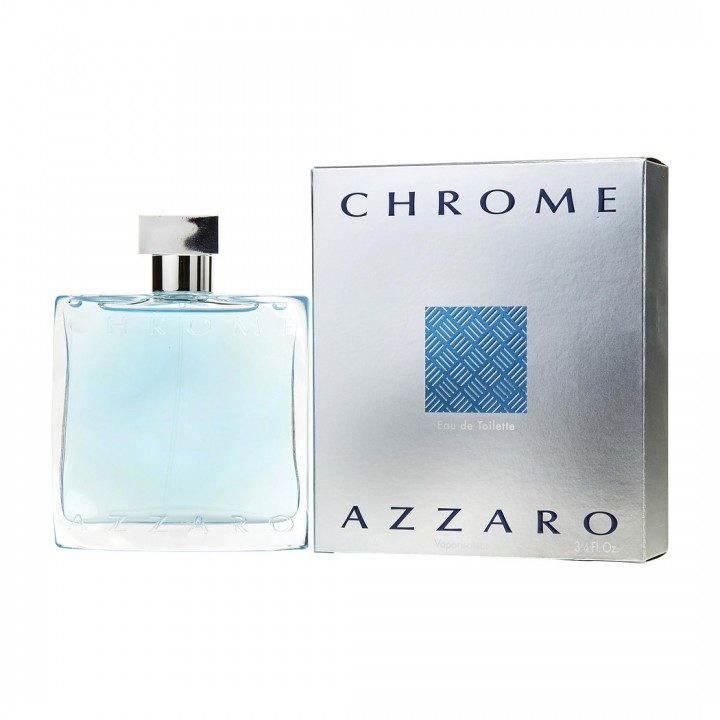 Azzaro Chrome M edt 100 ml