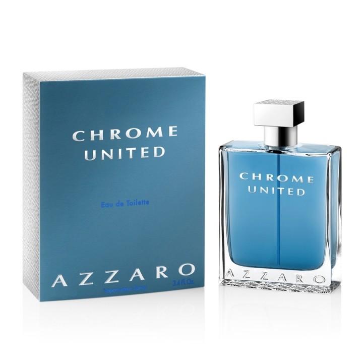 Azzaro Chrome United M edt 100 ml