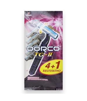 Dorco Одноразовый бритвенный станок 5 шт. TG-711