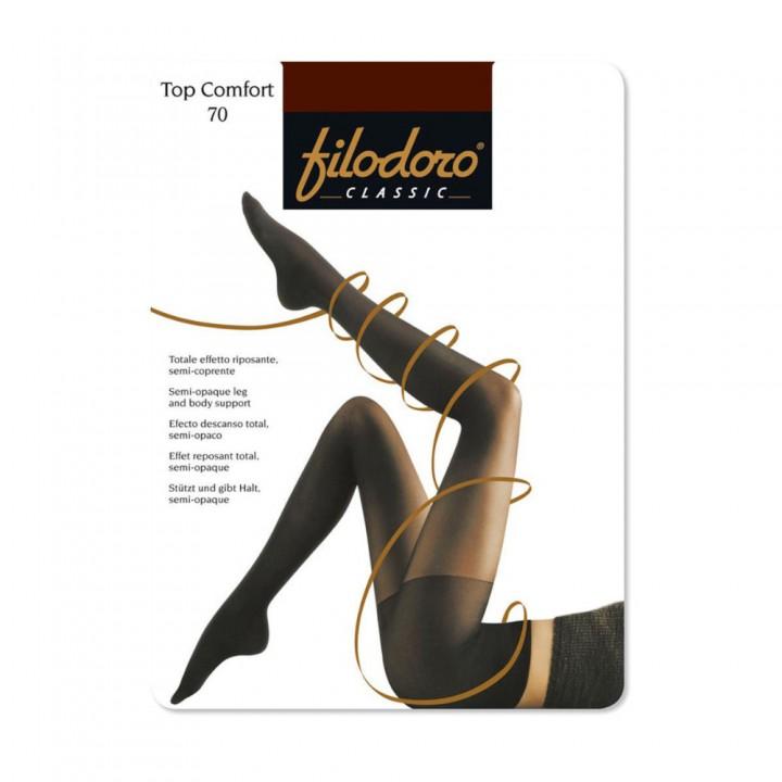 Filodoro Колготки Top Comfort 70 Glace 3
