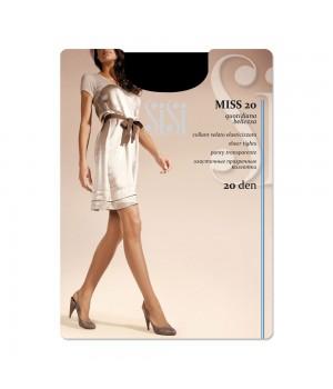 SiSi Колготки Miss 20 Nero 2