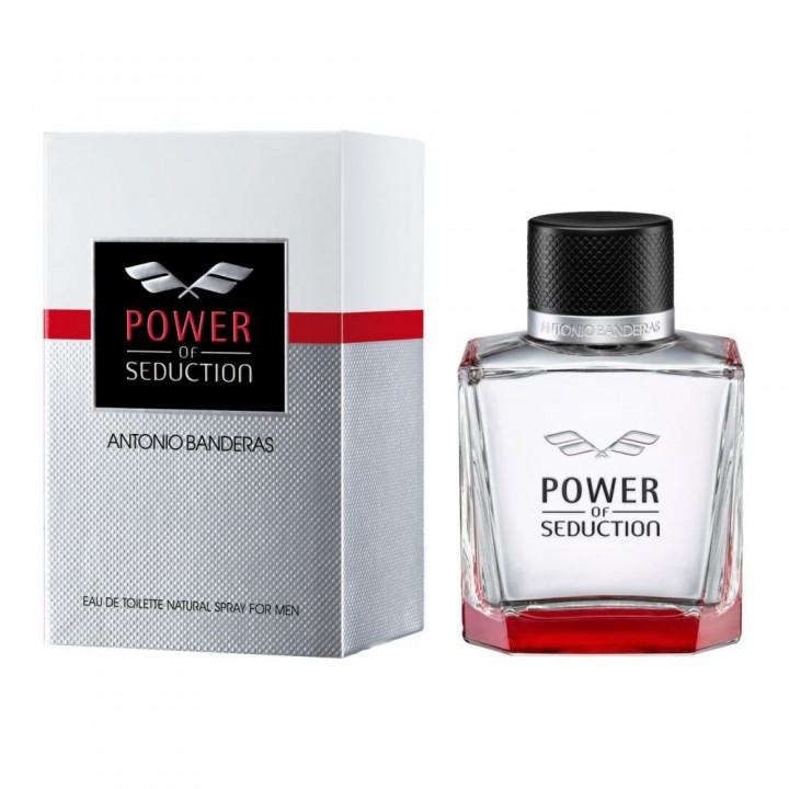 Antonio Banderas Power Of Seduction М edt 100 ml