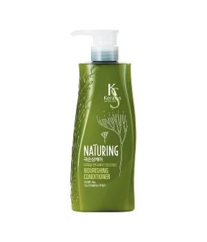 """Kerasys Naturing Кондиционер для волос """"Питание"""" с морскими водорослями 500 мл"""