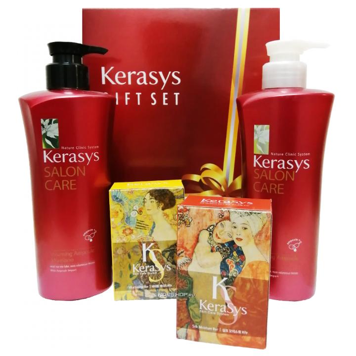"Kerasys Gift Sets Подарочный набор Kerasys Salon Care Voluming ""Объем"""