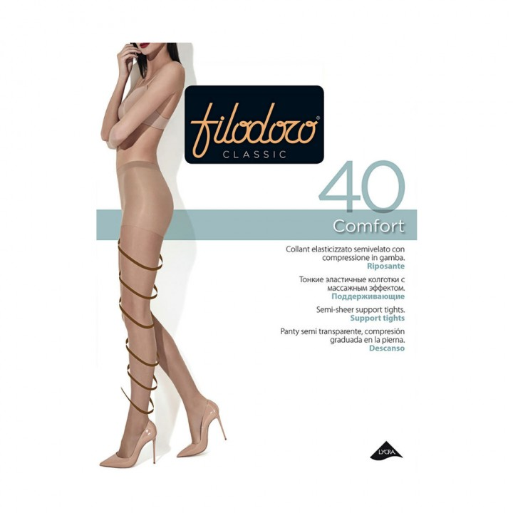 Filodoro Колготки Comfort 40 Playa 5 Maxi