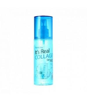 Farmstay Гель-мист с коллагеном It's Real Gel Mist Collagen 120 мл