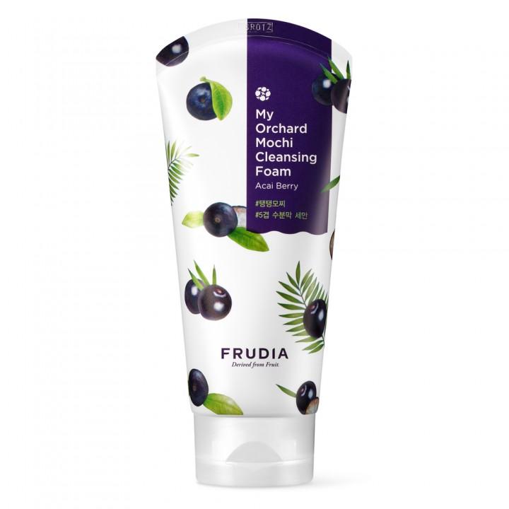Frudia Пенка-моти очищающая с ягодами асаи 120 мл