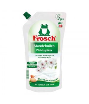 """Frosch Концентрированный ополаскиватель для белья """"Миндальное молочко"""" 1000 мл"""