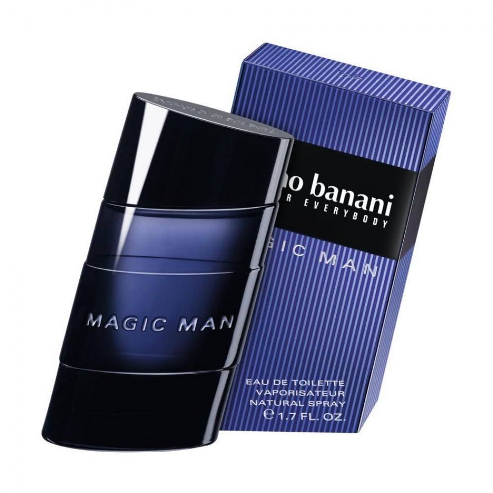 Bruno Banani Magic Man 50ml edt