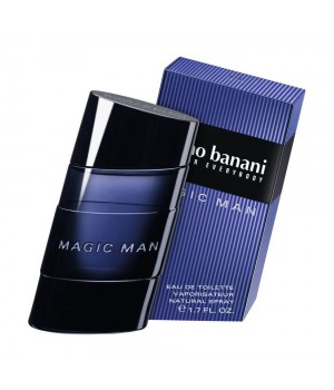 Bruno Banani Magic Man M edt 50 ml