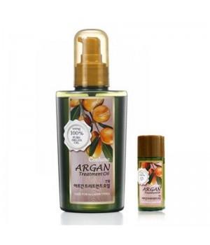 Welcos Confume Argan Treatment Oil Масло для волос аргановое 120 мл + 25 мл