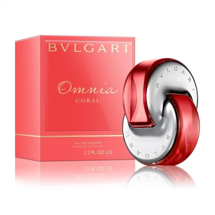 Bvlgari Omnia Coral W edt 40 ml