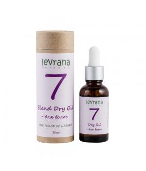 Levrana Сухое масло 7 для волос 30 мл