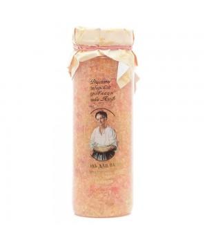 """Рецепты Бабушки Агафьи Соль для ванн """"Омолаживающая с ростками пшеницы"""" 800 г"""