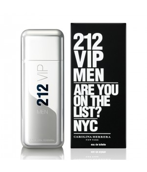 Carolina Herrera 212 VIP Men M edt 50 ml