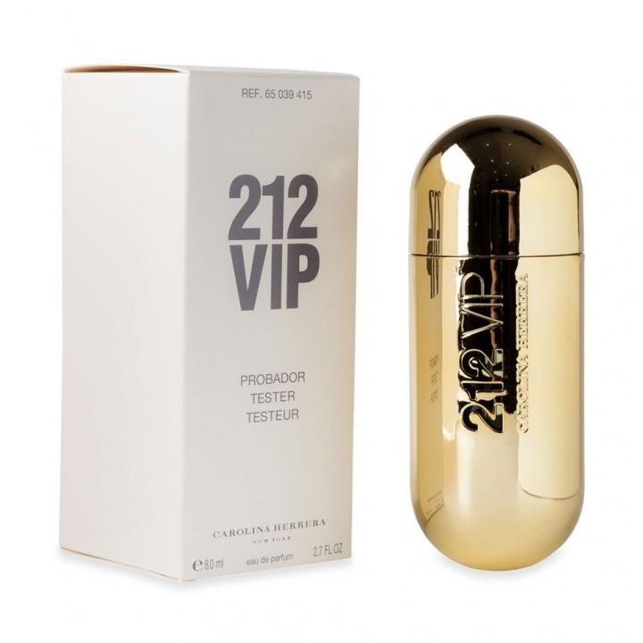 Carolina Herrera 212 VIP W edp 80 ml тестер