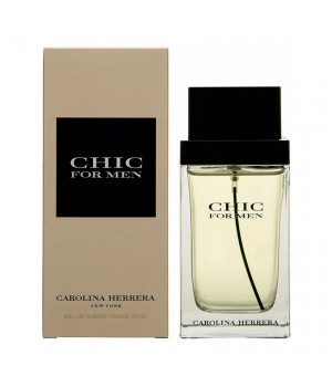 Carolina Herrera Chic For Men M edt 60 ml