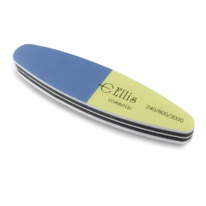 Ellis Cosmetic Блок-полировка с абразивом 240/800/3000