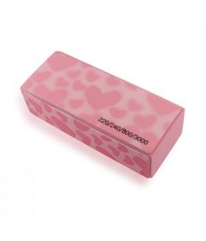 Ellis Cosmetic Блок-полировка с абразивом 220/240/800/3000