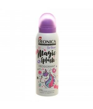 Deonica For Teens Дезодорант-спрей Magic Splash 125 мл