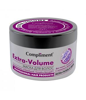 """Copliment Маска для волос """"Extra Volume"""" Экстра густота и объём 500 мл"""