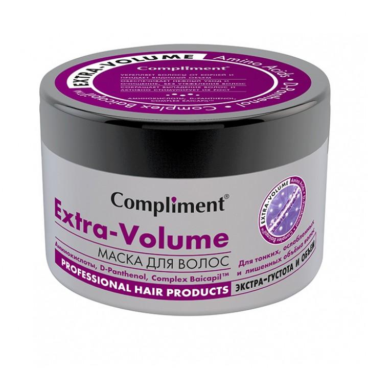 "Compliment Extra Volume Маска для волос ""Экстра густота и объём"" 500 мл"