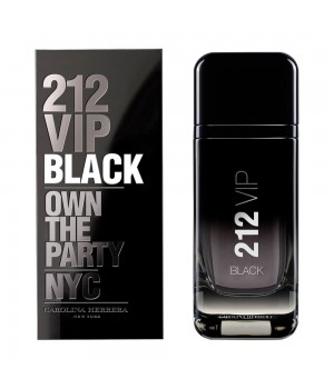 Carolina Herrera 212 Vip Men Black М edp 100 ml